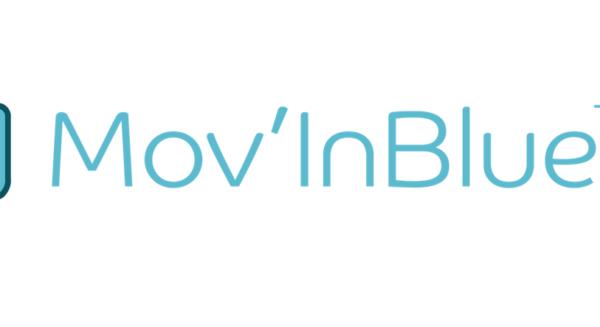 Logo of Mov'InBlue