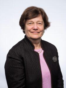Portrait of Caroline Maury Devine, Valeo Board Member