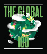 Global 100 Most Sustainable Corporations in the World logo