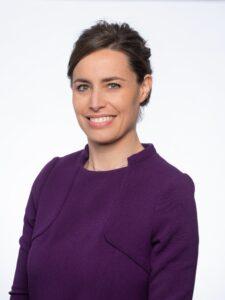 Portrait of Stéphanie Frachet,Valeo Board Member
