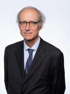 Portrait of Thierry Moulonguet,Valeo Board Member