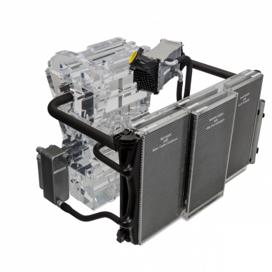 Thermal Systems Advanced Automotive Thermal Management