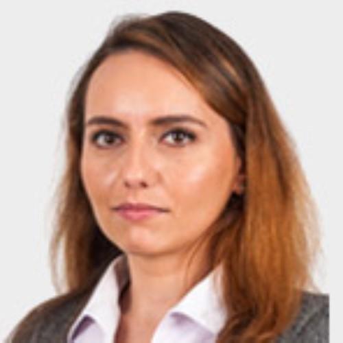 Portrait of Camelia Jivan