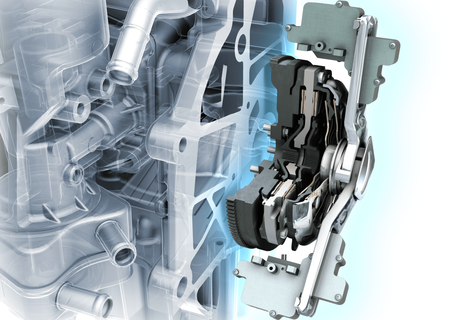 Dual Dry Clutch A Valeo Powertrain Systems Innovation