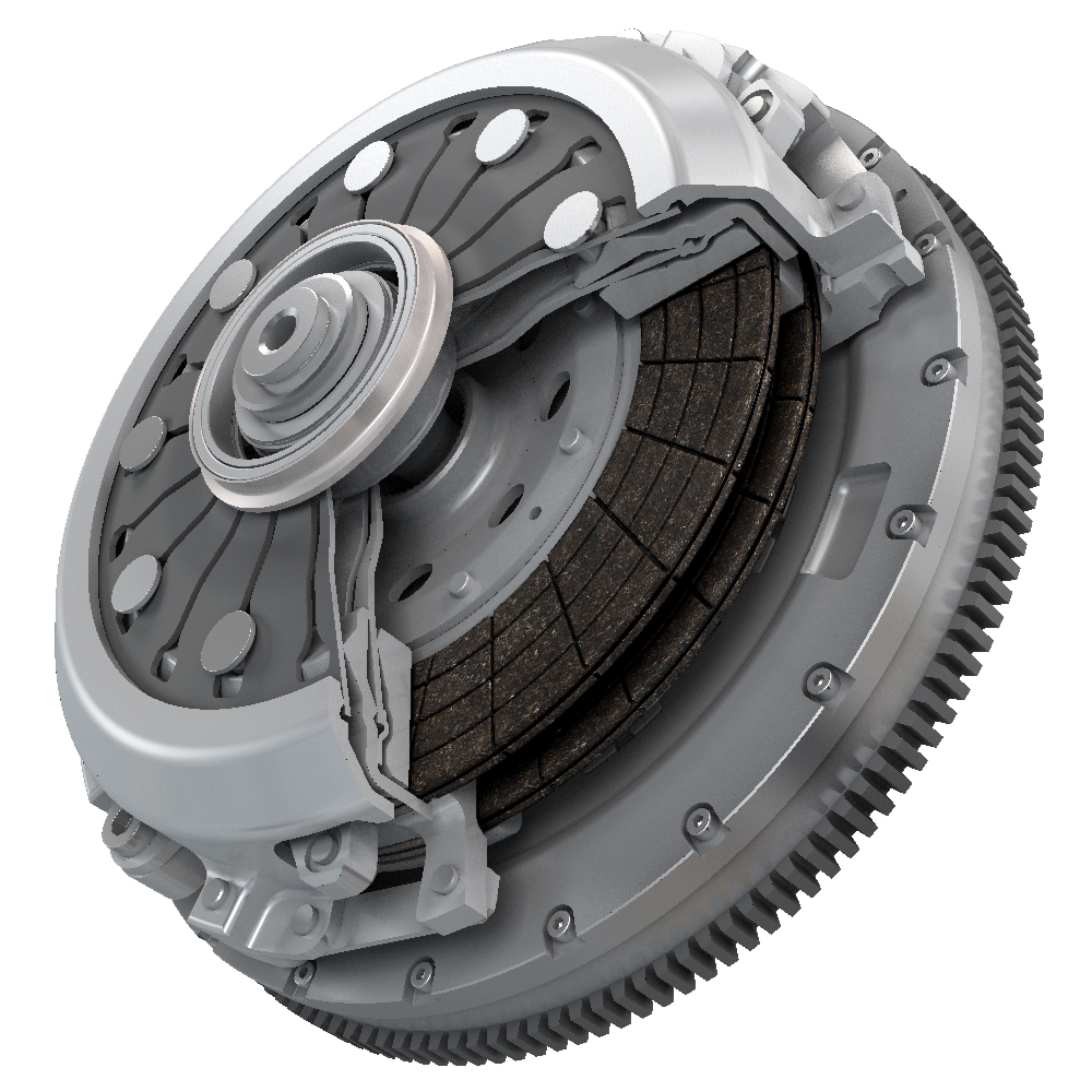 Valeo's Dual Dry Clutch is the optimal answer to consumer expectations and CO? targets.