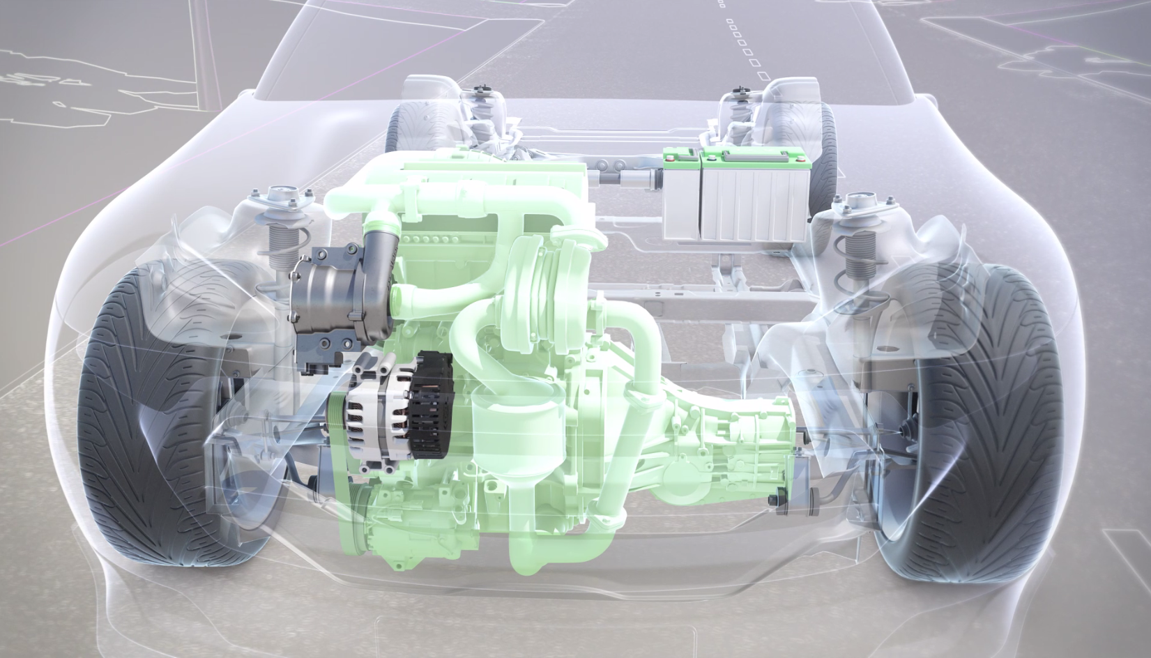 Powertrain Systems Innovative Automotive Solutions Valeo