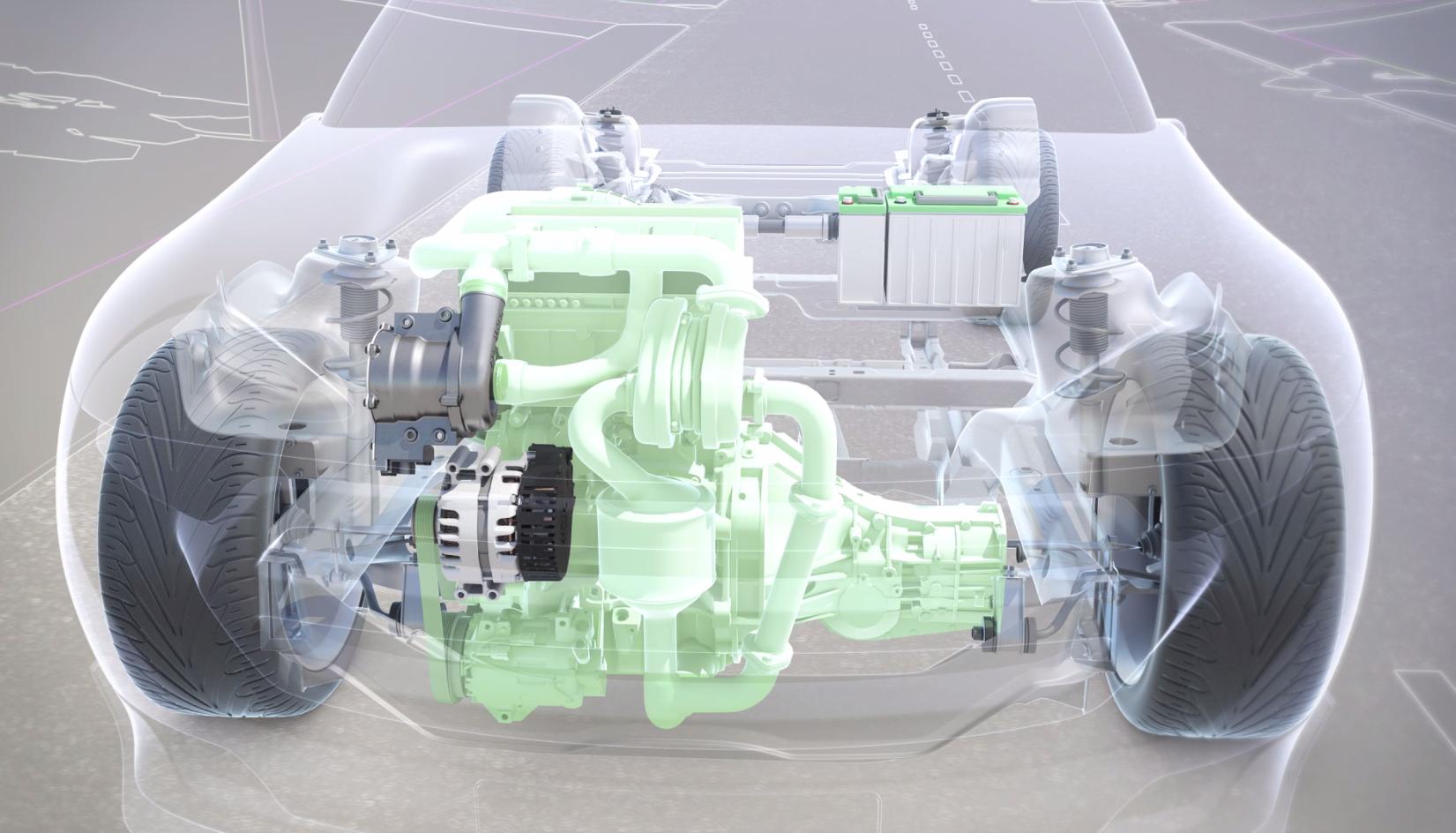 Powertrain Systems Innovative Automotive Solutions Valeo