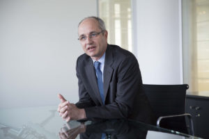 Christophe Perillat, Valeo's Chief Operating Officer (COO)