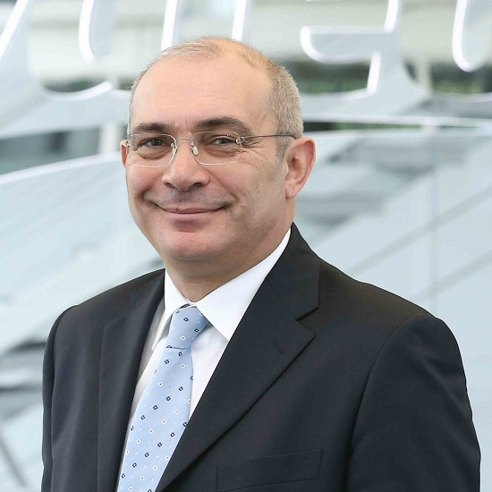 Maurizio Martinelli, President of the Visibility Systems Business Group at Valeo