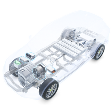 Plug-in Hybrid Vehicle solution