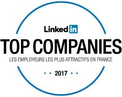 linkedin top companies 2017 valeo