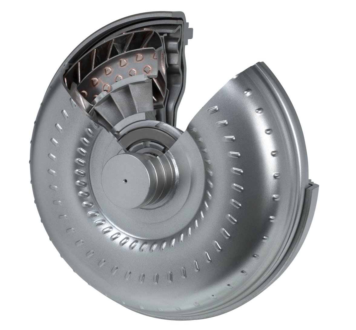 The Valeo Torque Converter helps reduce CO? emissions and enhances performance for automatic transmissions.