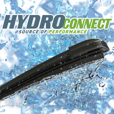 HydroConnectTM is the new range 100% flat blade dedicated for the aftermarket.