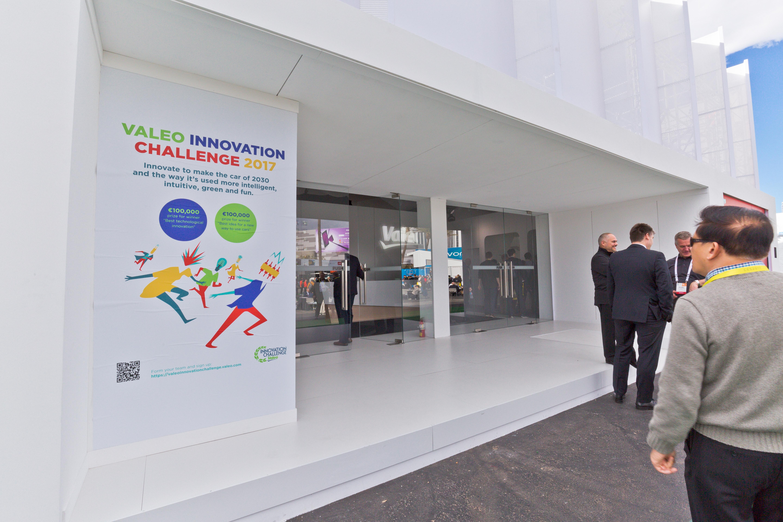 Valeo Innovation Challenge 2017 event