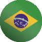 logo drapeau Brésil