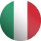 Italy Flag logo