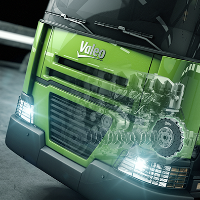 Valeo is the O.E. expert in Transmission Systems providing Truck and Bus manufacturers with the best clutches since 1923.
