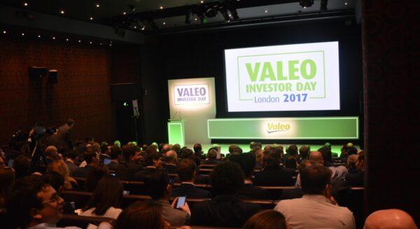 Valeo investor day 2017 in London