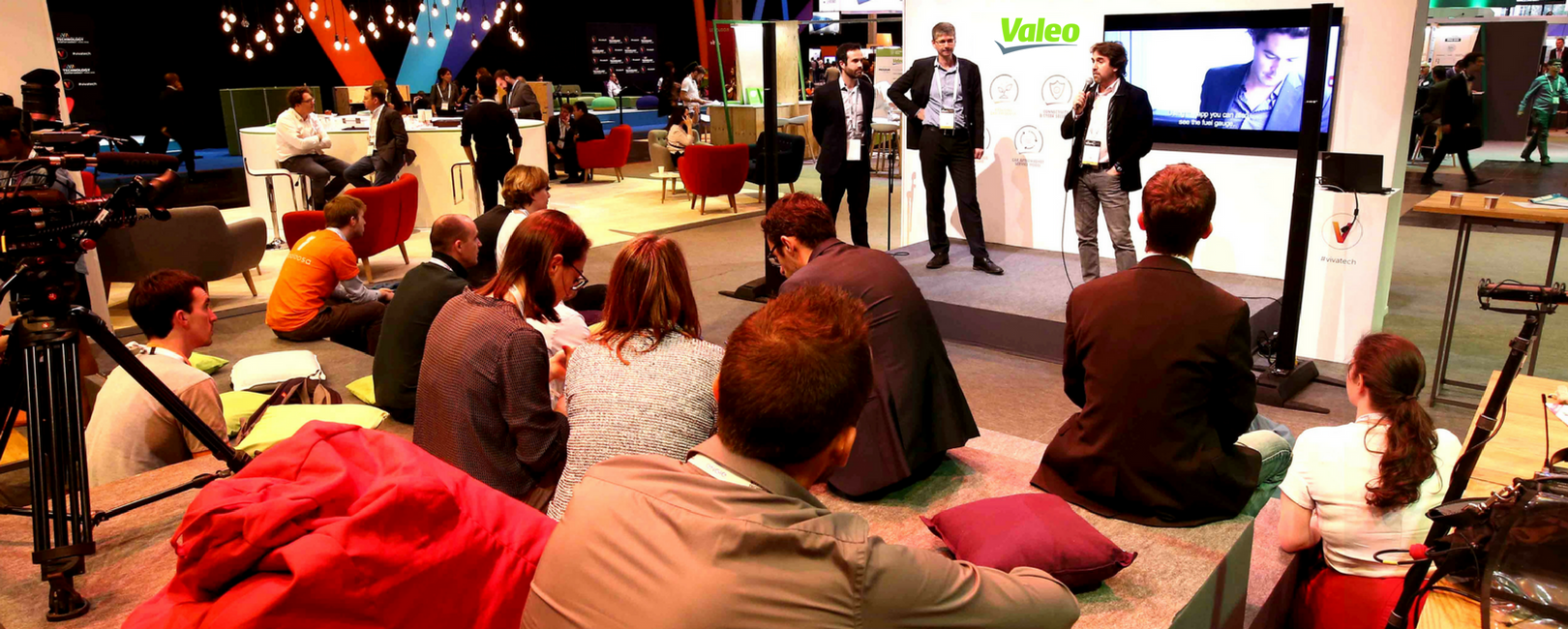 Valeo at Viva technology