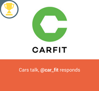 Carfit, winner of the Automotive experience 2025 challenge - Valeo Viva technology 2017