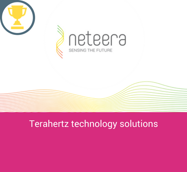 Neteera winner of themobile well-being challenge - Valeo Viva technology 2017