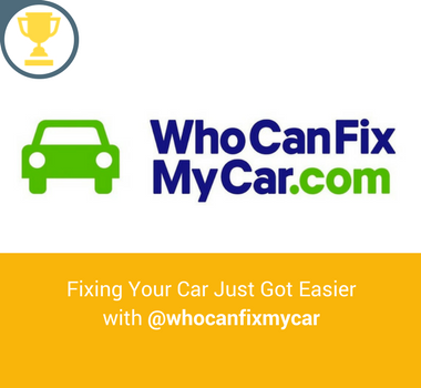 Who can fix my car winner of the The garage of tomorrow challenge - Valeo Viva technology 2017