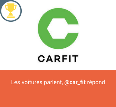 Carfit startup gagnante du challenge experience automobile 2025 du Valeo Lab à VivaTech 2017