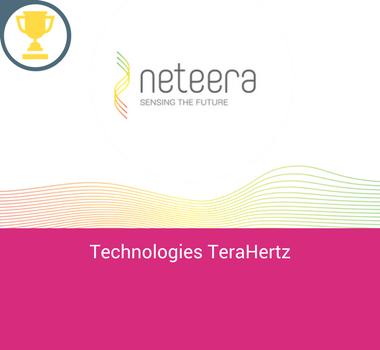 Neteera startup gagnante du challenge Bien-être mobile du Valeo Lab à VivaTech 2017