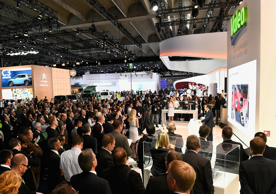 IAA 2017 at Frankfurt diapo