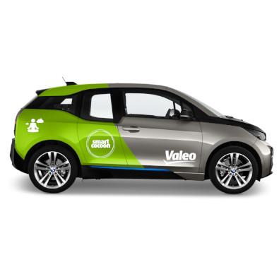 Smart Cocoon Concept Car