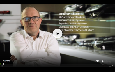 The Smart Talks of Valeo's experts – Lighting systems