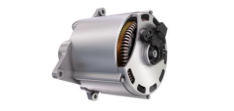Valeo gear motor generator