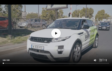Valeo Drive4u - Autonomous Driving in Paris