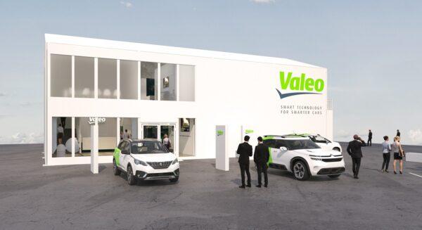 Stand Valeo CES 2019