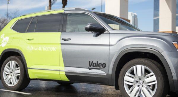 Valeo Drive4U® Remote