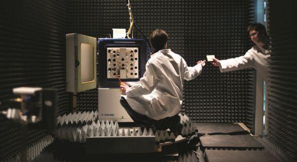 Nos labos R&D