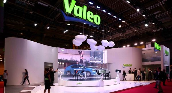 Valeo support à un événement automobile