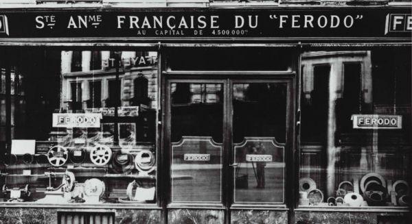 Société Anonyme Française du Ferodo