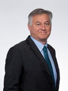 Portrait dePatrick Sayer, membre du conseil d'administration de Valeo