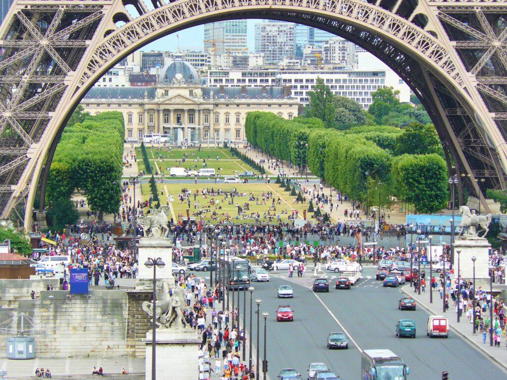 Valeo event in Paris
