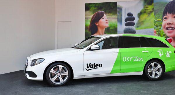 Valeo OXY Zen at Auto China 2019