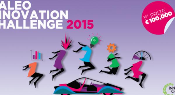 Valeo innovation challenge 2015 poster