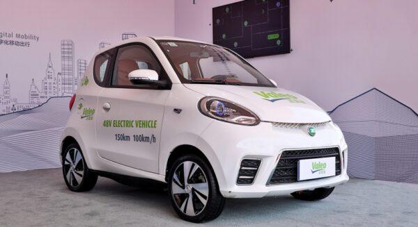 Valeo 48V at Auto China