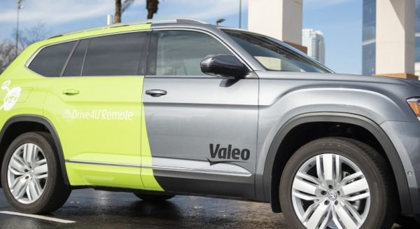 Valeo Drive4U Remote