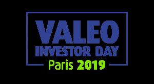 Valeo Paris investisseur jour 2019 logo