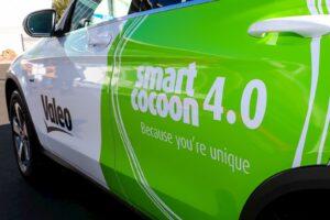 Valeo - CES 2020 - Smart Cocoon 4-0