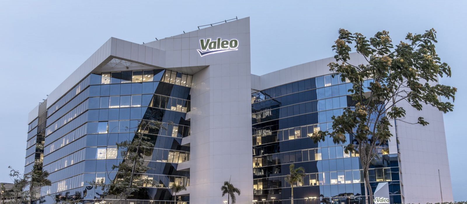 picture of Valeo Egypt plant in Cairo
