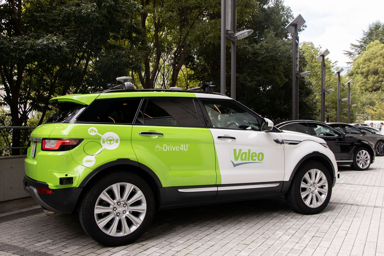 Valeo car in Japan Kohnan