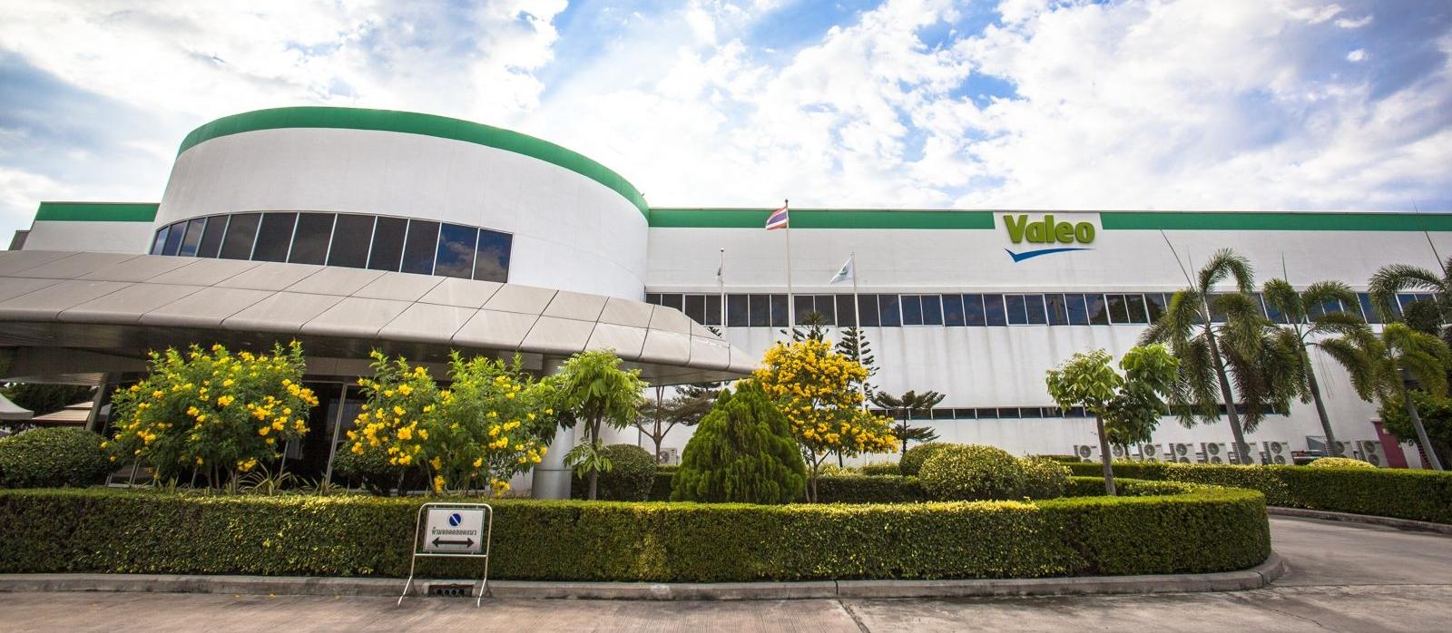 Valeo Thailand plant