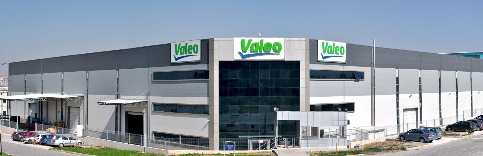 Valeo production plant in Bursa Turkey